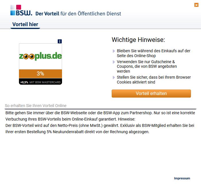 b3ce475cf712 Mit dem BonusMelder keinen Vorteil verpassen   bsw.de