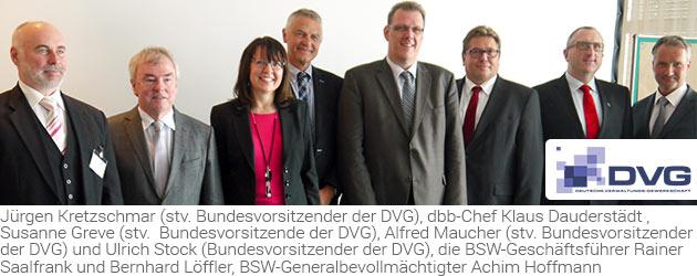 """""""Weitere Einschnitte in der Personalausstattung sind nicht mehr zu verkraften"""" : DVG Bundesgewerkschaftstag"""