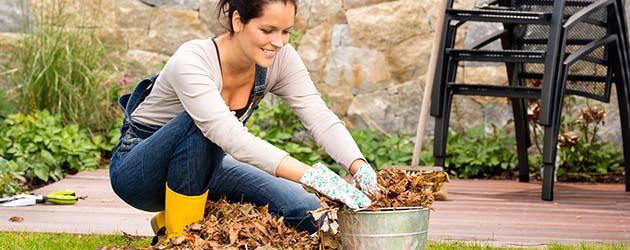 10 Arbeiten im Garten, die Sie vor dem Wintereinbruch erledigen sollten : Winterfester Garten