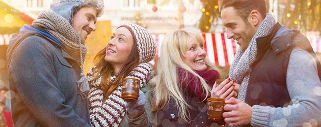 Fünfmal ausgewählter Adventszauber : Schöne Weihnachtsmärkte
