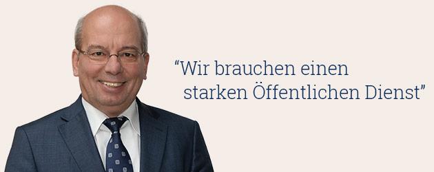 : Rainer Wendt im Interview & Buchverlosung