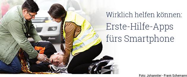 : Johanniter Erste-Hilfe-App