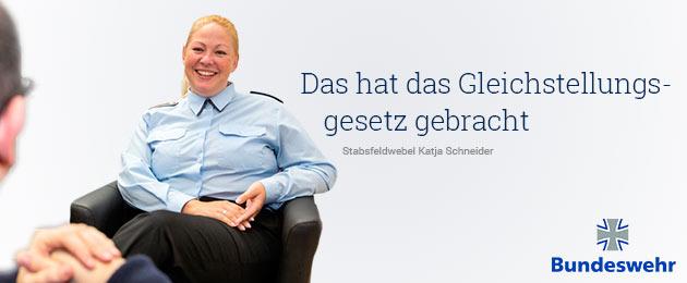 : Frauen in der Bundeswehr