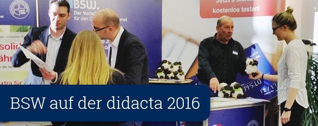 : didacta: die Zukunft des Lernens