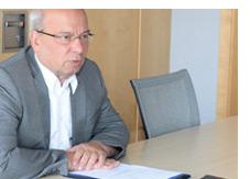 DPolG-Bundesvorsitzender Rainer Wendt im Gespräch mit BSW