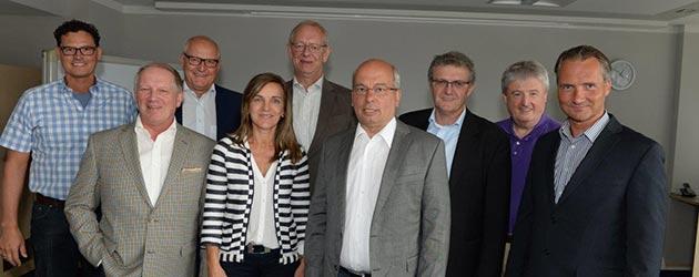 DPolG Bundesvorstand mit Vertretern des BSW